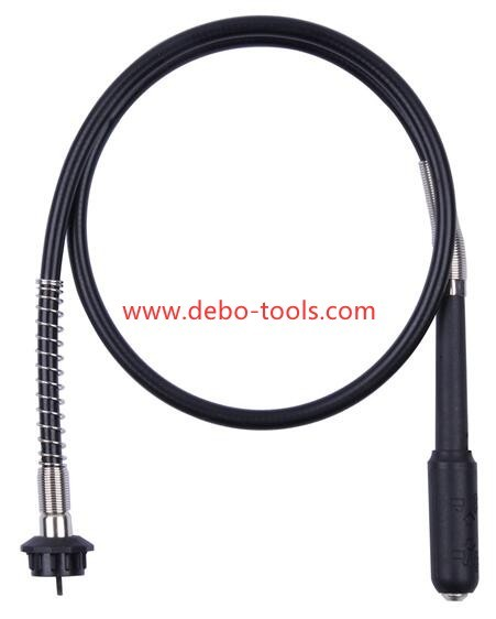 Flexible Drill Extension For Rotary Tools