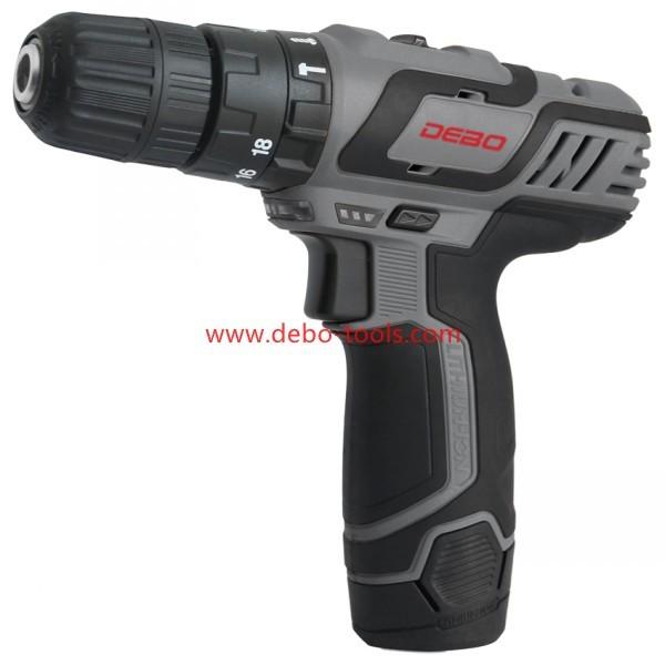 12V Li-ion Battery Cordless Hammer Drill