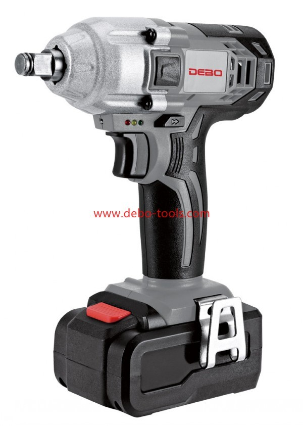 18V Li-ion Battery Cordless Wrench