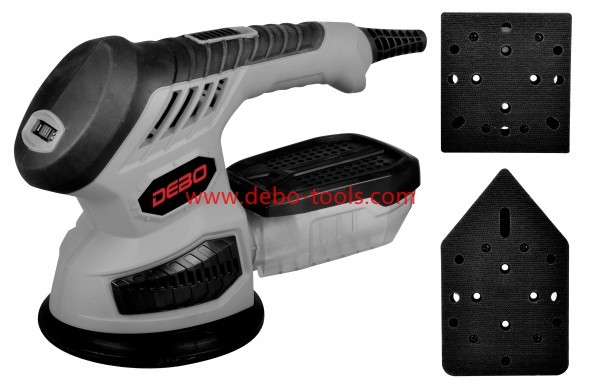 260W Multifunction Sander Of Finishing Sander