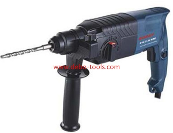 24MM SDS-Plus Electric Rotary Hammer Drill