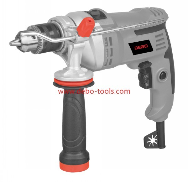 750W Impact Drill