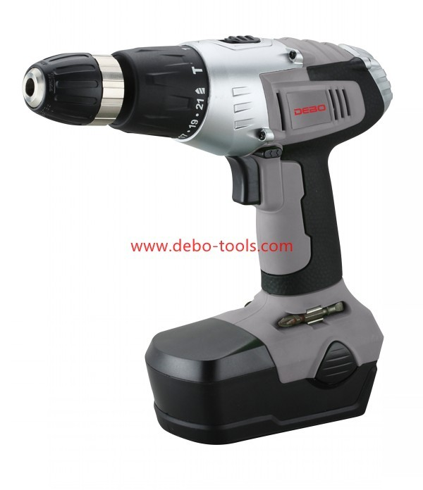 12V/14.4V/18V Cheap Ni-Cd Battery Cordless Drill