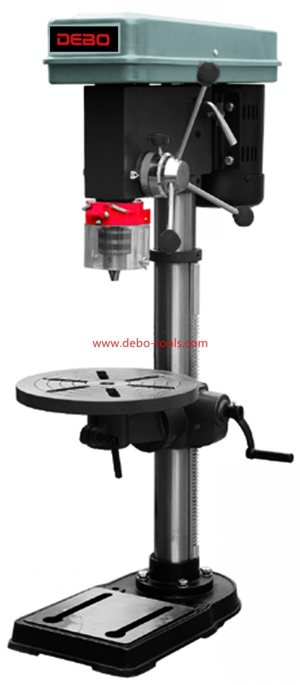 Drill Press Machine/With Dual Working Tables