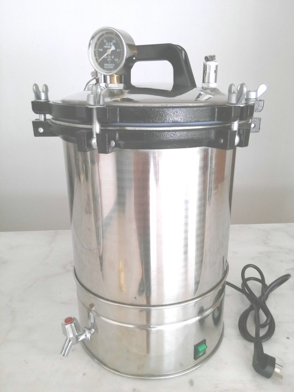 High Qualified Portable autoclave Steam Sterilizer