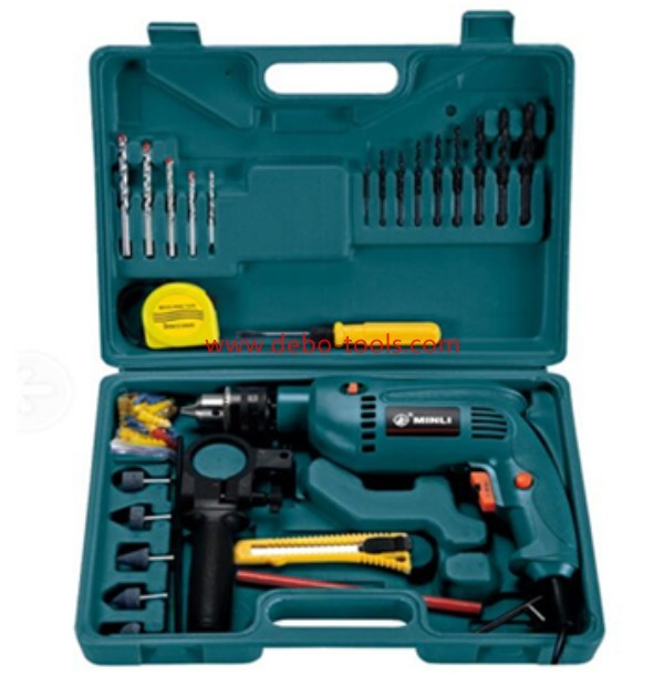 Impact Drill Of Tool Set With BMC